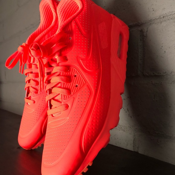 nike air max 90 ultra moire bright crimson